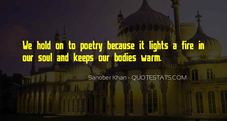 Sanober Khan Quotes #809892