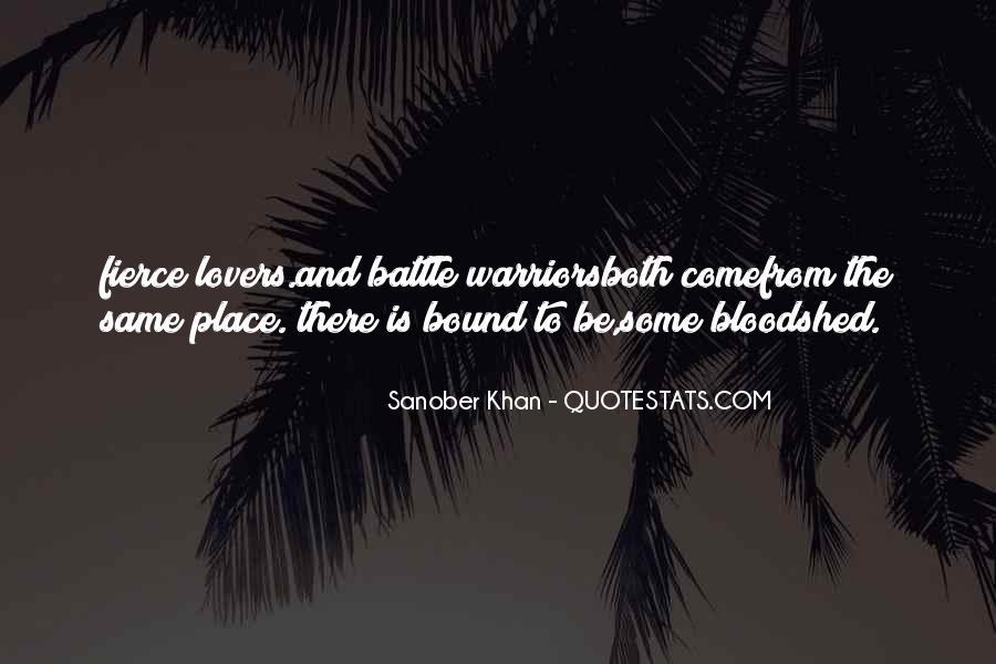 Sanober Khan Quotes #832043