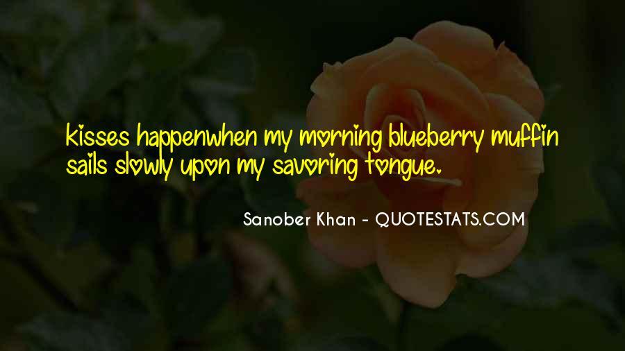 Sanober Khan Quotes #838638