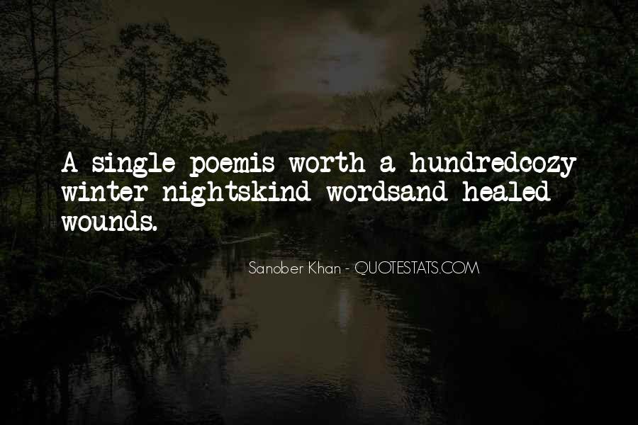 Sanober Khan Quotes #923847