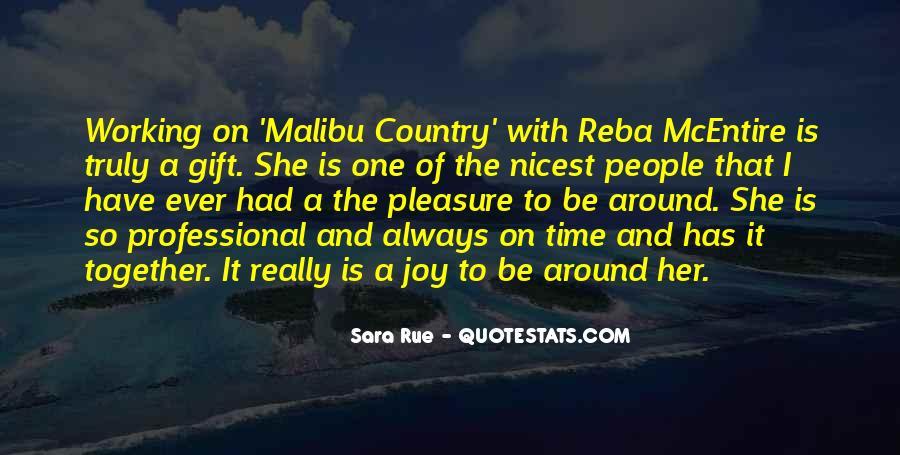 Sara Rue Quotes #258783