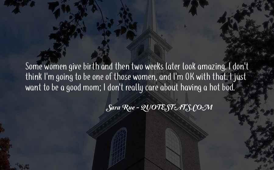 Sara Rue Quotes #42990