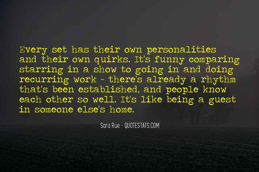 Sara Rue Quotes #567515