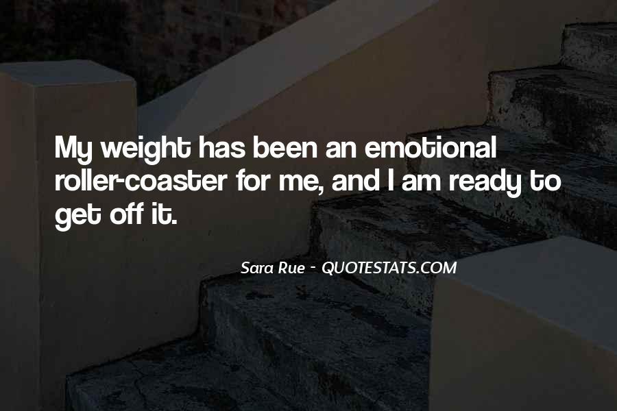 Sara Rue Quotes #738638