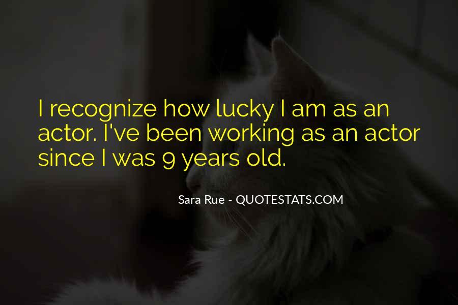 Sara Rue Quotes #943603