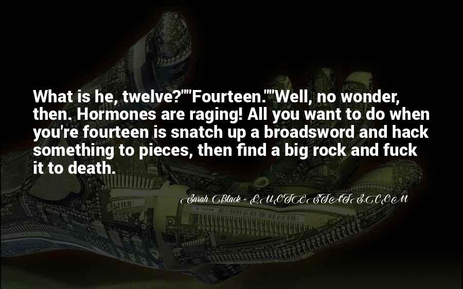 Sarah Black Quotes #777671