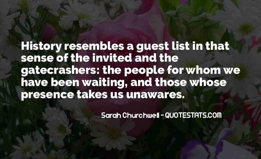 Sarah Churchwell Quotes #127674