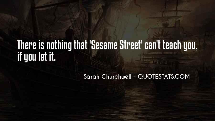 Sarah Churchwell Quotes #1521764