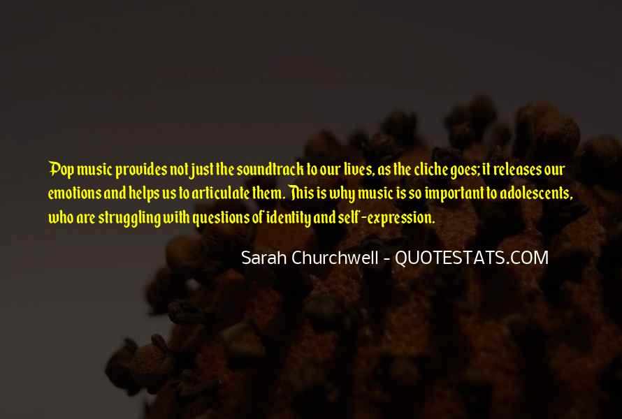 Sarah Churchwell Quotes #358767