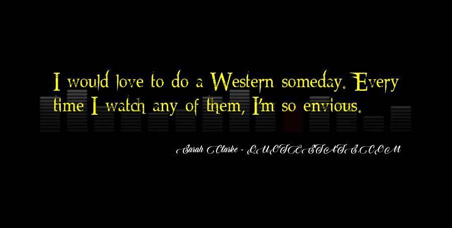 Sarah Clarke Quotes #1633827