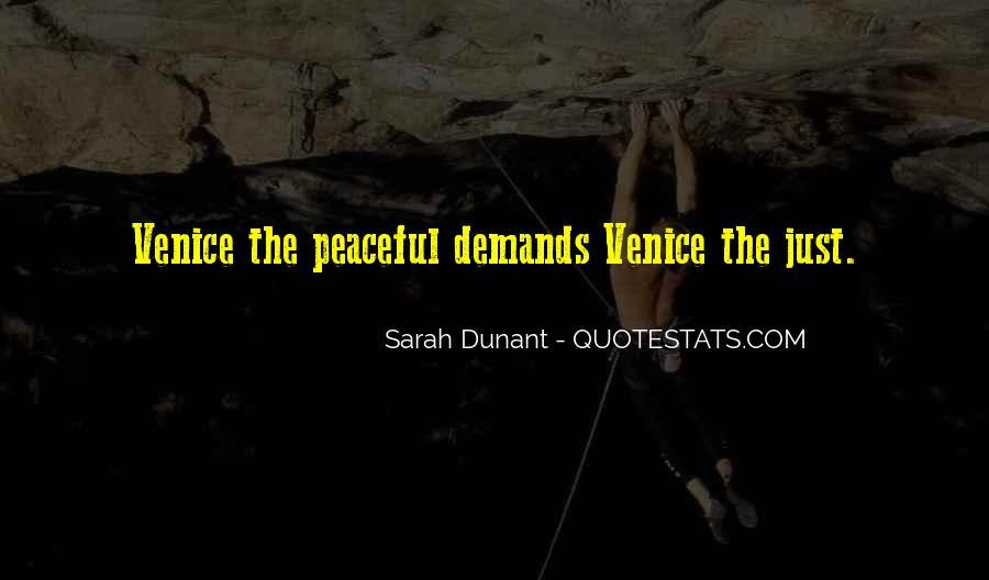 Sarah Dunant Quotes #1252517