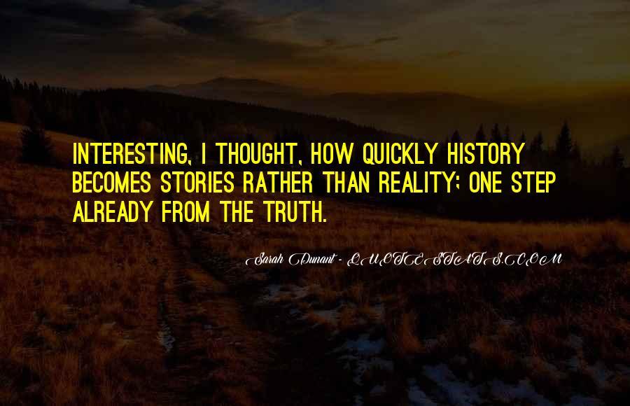Sarah Dunant Quotes #1378931