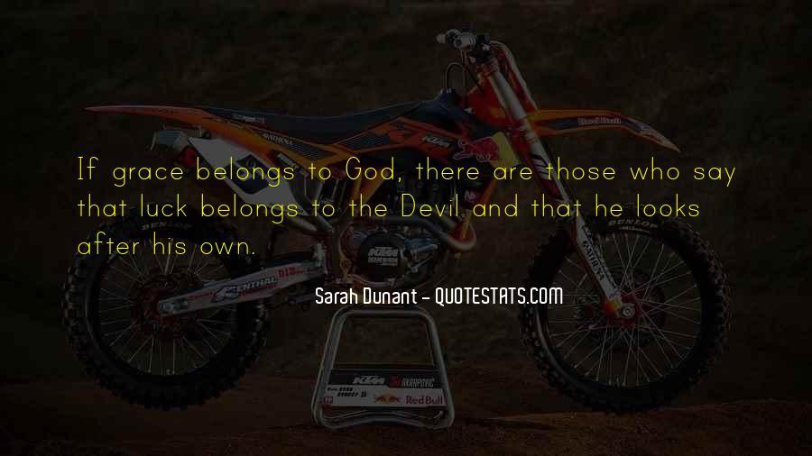 Sarah Dunant Quotes #1524707