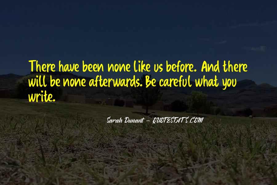 Sarah Dunant Quotes #1822107