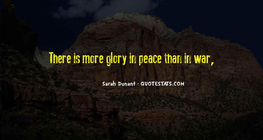 Sarah Dunant Quotes #412581