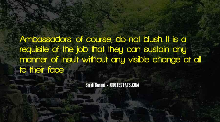 Sarah Dunant Quotes #42467