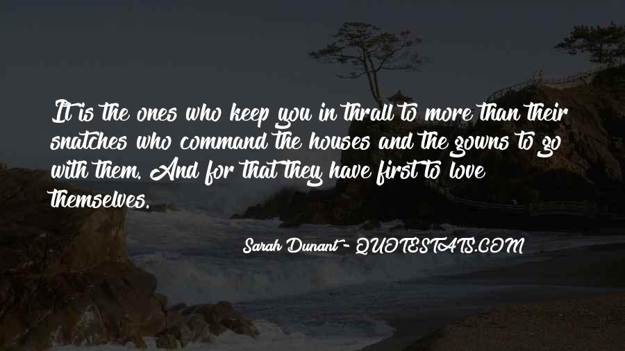Sarah Dunant Quotes #523332