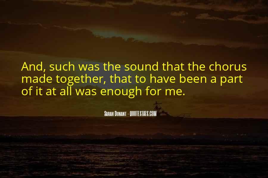 Sarah Dunant Quotes #967221
