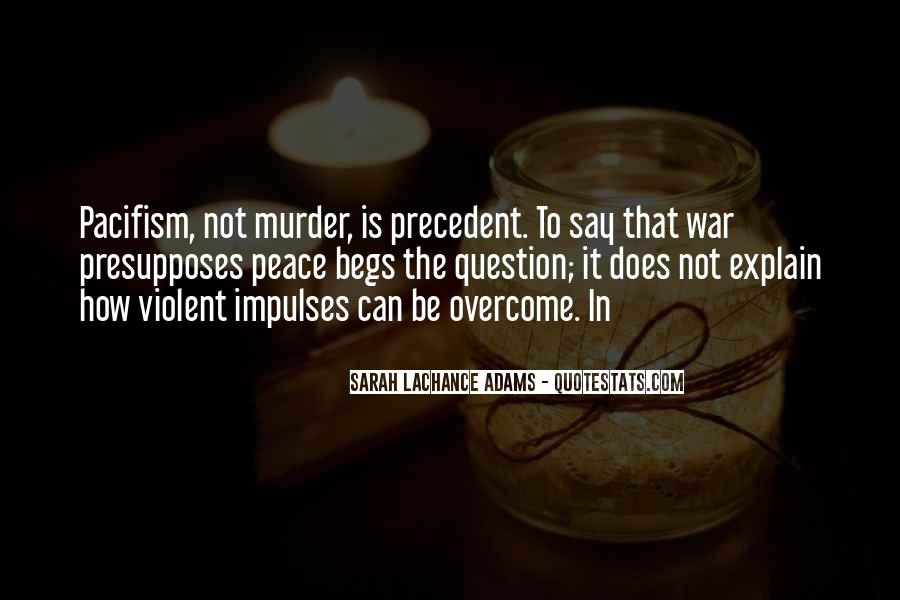 Sarah LaChance Adams Quotes #485165