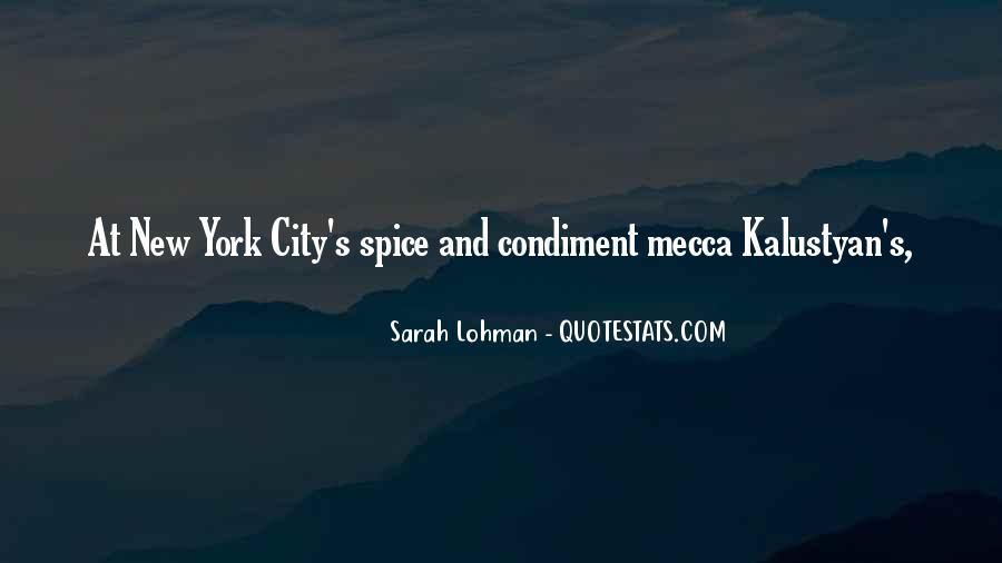Sarah Lohman Quotes #767121