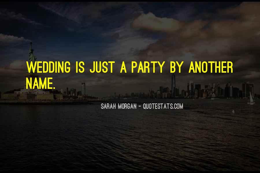 Sarah Morgan Quotes #1376876