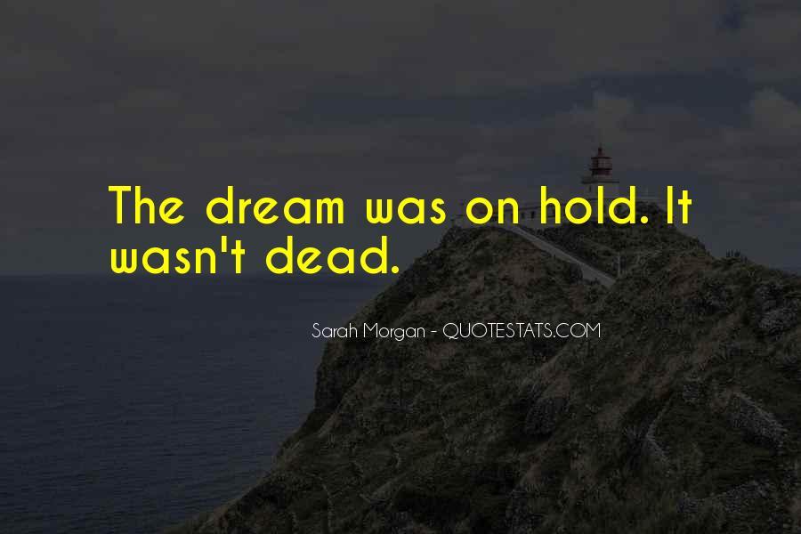 Sarah Morgan Quotes #1536988