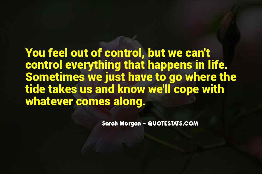 Sarah Morgan Quotes #207092
