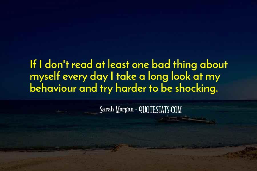 Sarah Morgan Quotes #528156