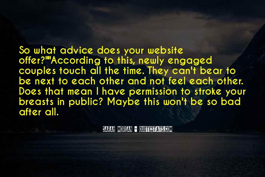 Sarah Morgan Quotes #560994