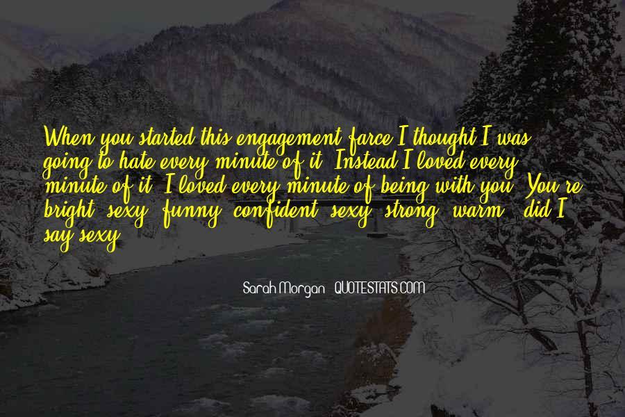 Sarah Morgan Quotes #588132