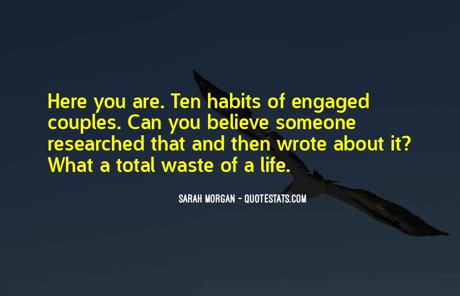 Sarah Morgan Quotes #762860