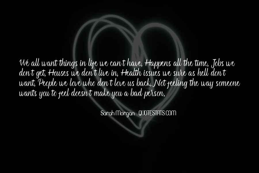 Sarah Morgan Quotes #952619