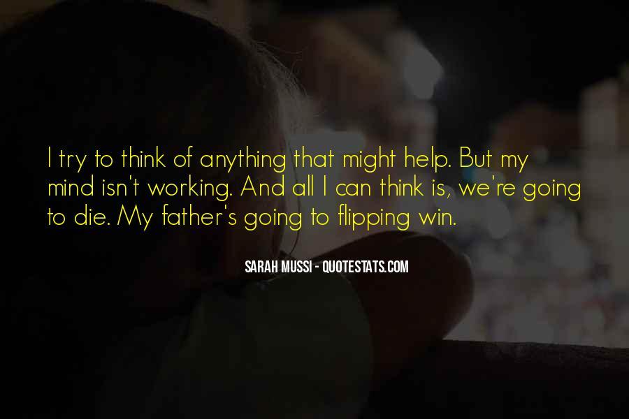Sarah Mussi Quotes #1065642