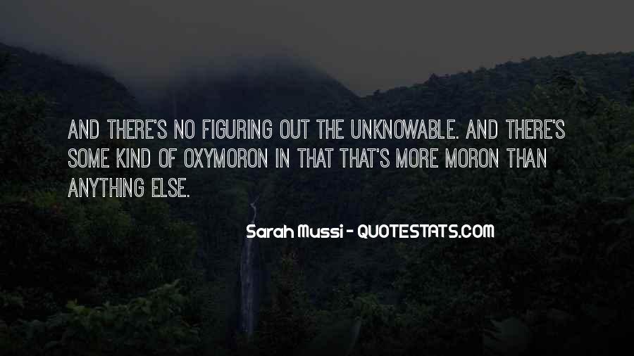 Sarah Mussi Quotes #656903