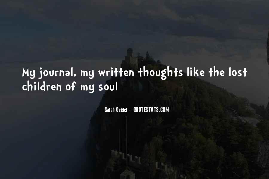 Sarah Ockler Quotes #1010773