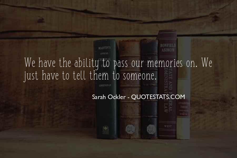 Sarah Ockler Quotes #1019289