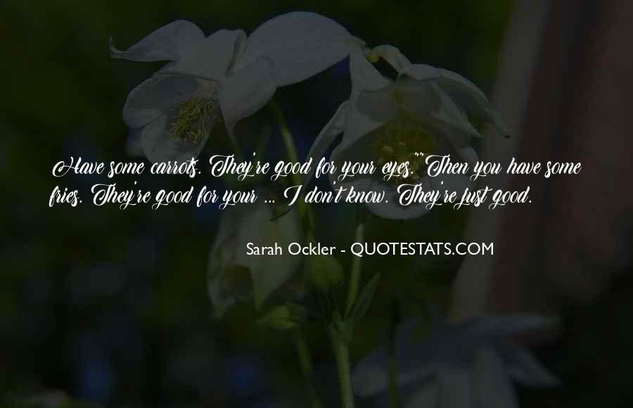 Sarah Ockler Quotes #1242581