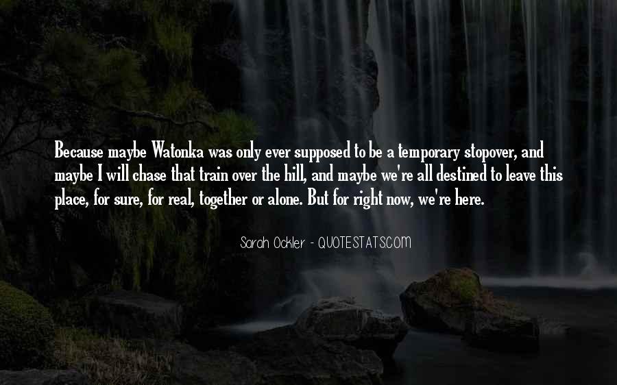Sarah Ockler Quotes #1510307