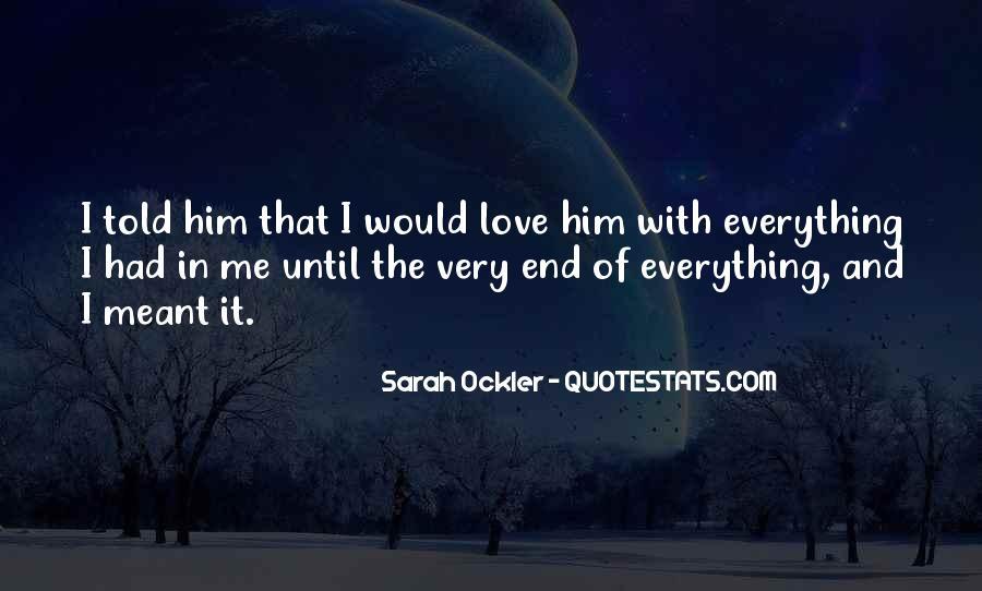 Sarah Ockler Quotes #1636585