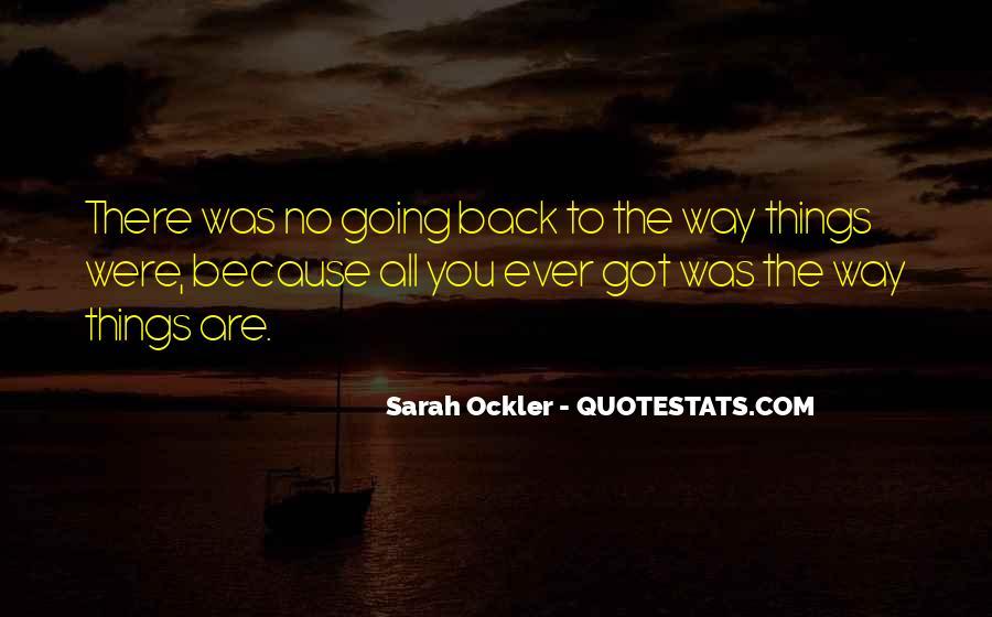 Sarah Ockler Quotes #1680572