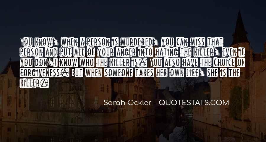 Sarah Ockler Quotes #1814585
