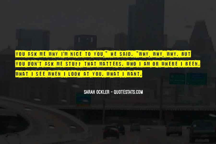 Sarah Ockler Quotes #299412
