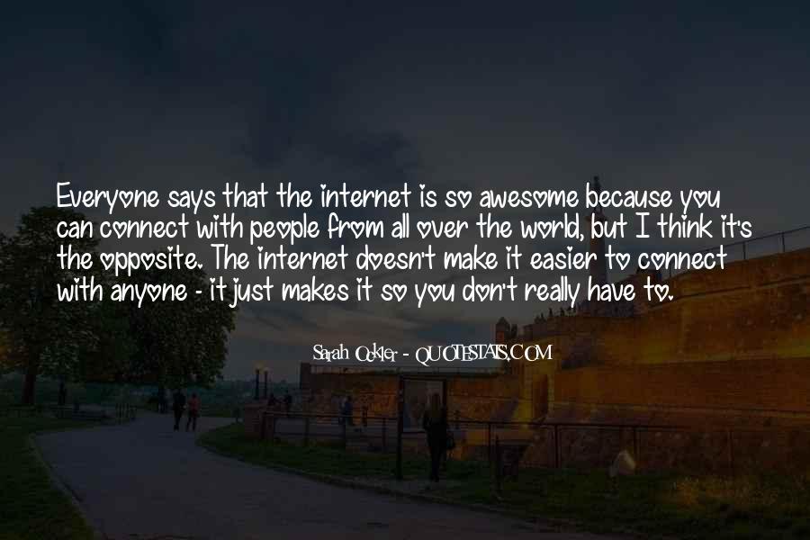 Sarah Ockler Quotes #314541