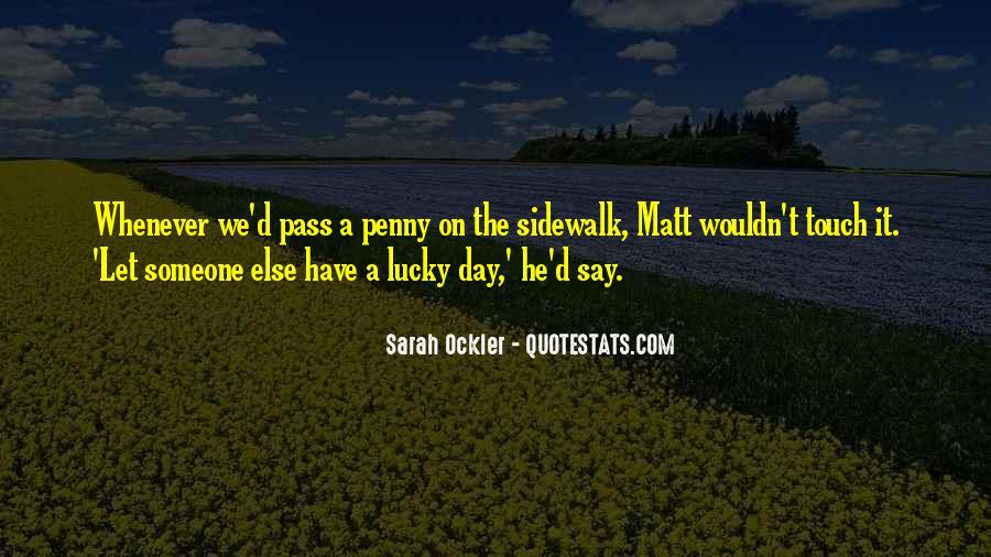 Sarah Ockler Quotes #318136
