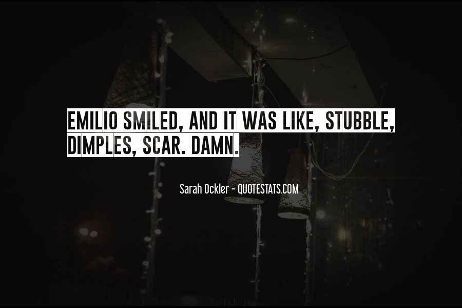 Sarah Ockler Quotes #33875