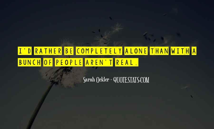 Sarah Ockler Quotes #507802