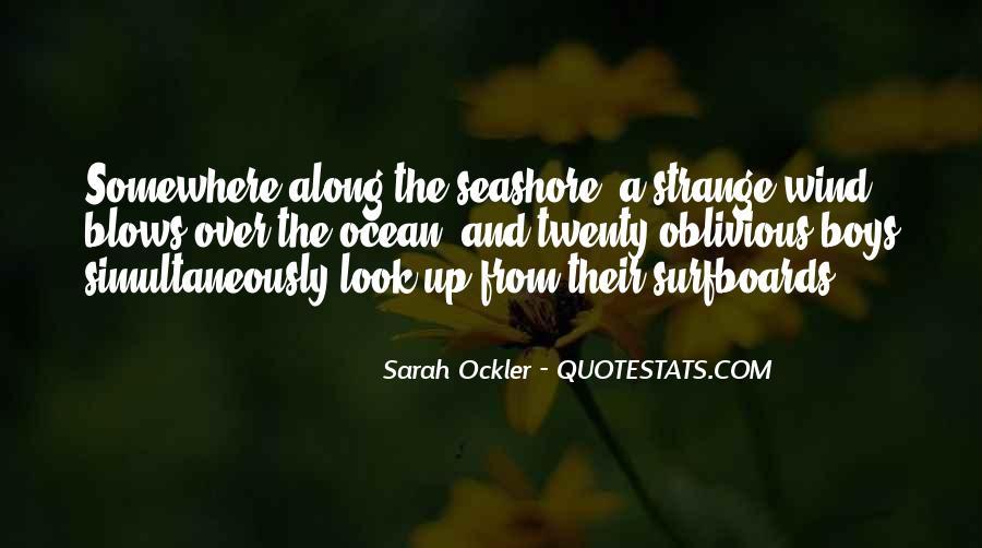 Sarah Ockler Quotes #58729