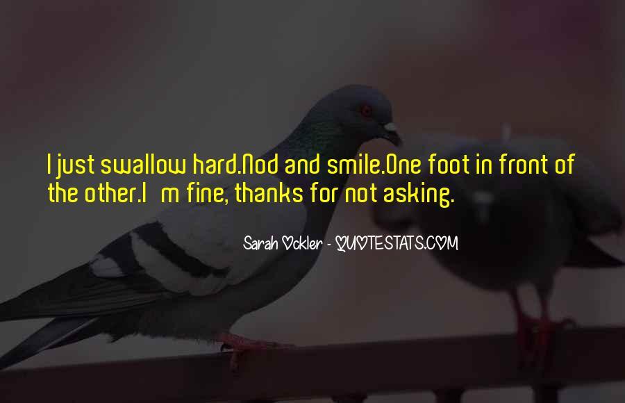 Sarah Ockler Quotes #691350