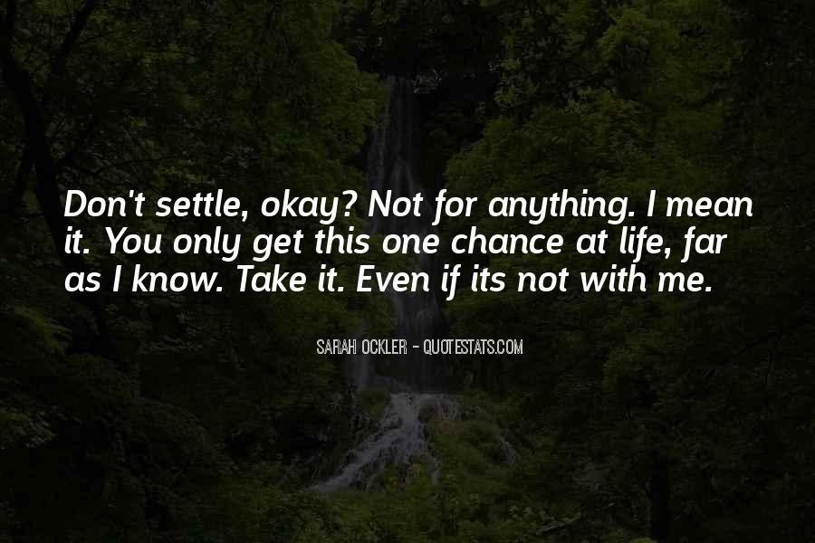 Sarah Ockler Quotes #717347