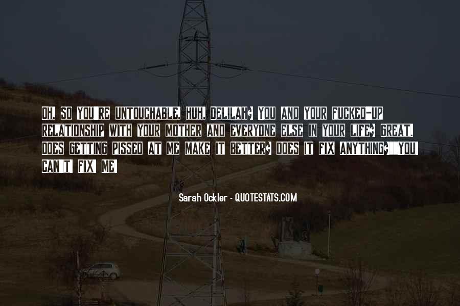 Sarah Ockler Quotes #795115